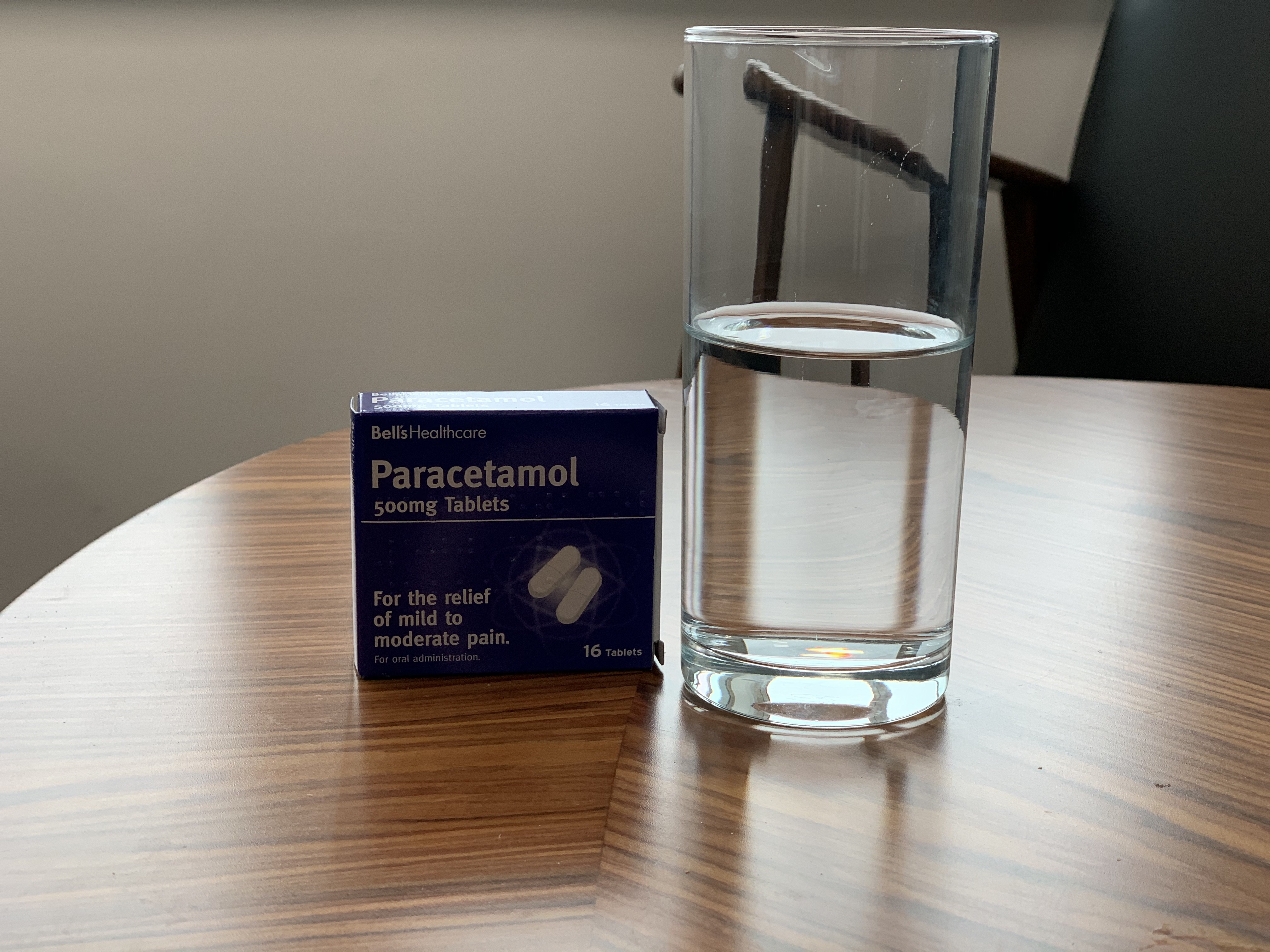 Does taking paracetamol during pregnancy result in ADHD?